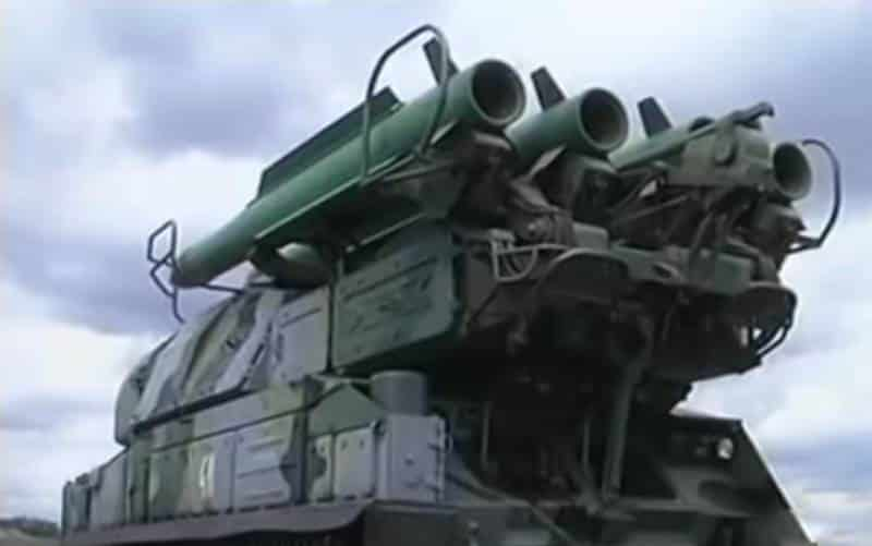 Учения ВСУ у границ Крыма