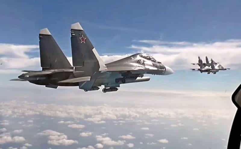 многоцелевые истребители Су-30СМ2