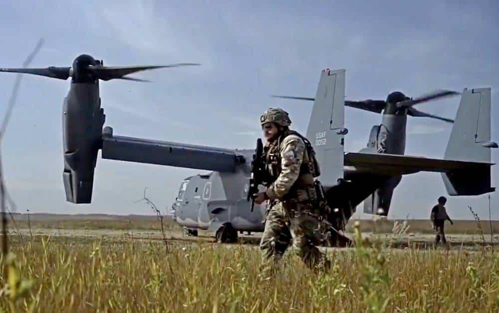 Bell V-22 Osprey — американский конвертоплан