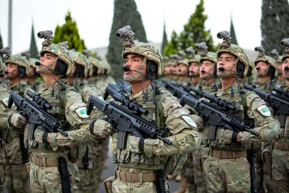 Туркменский спецназ