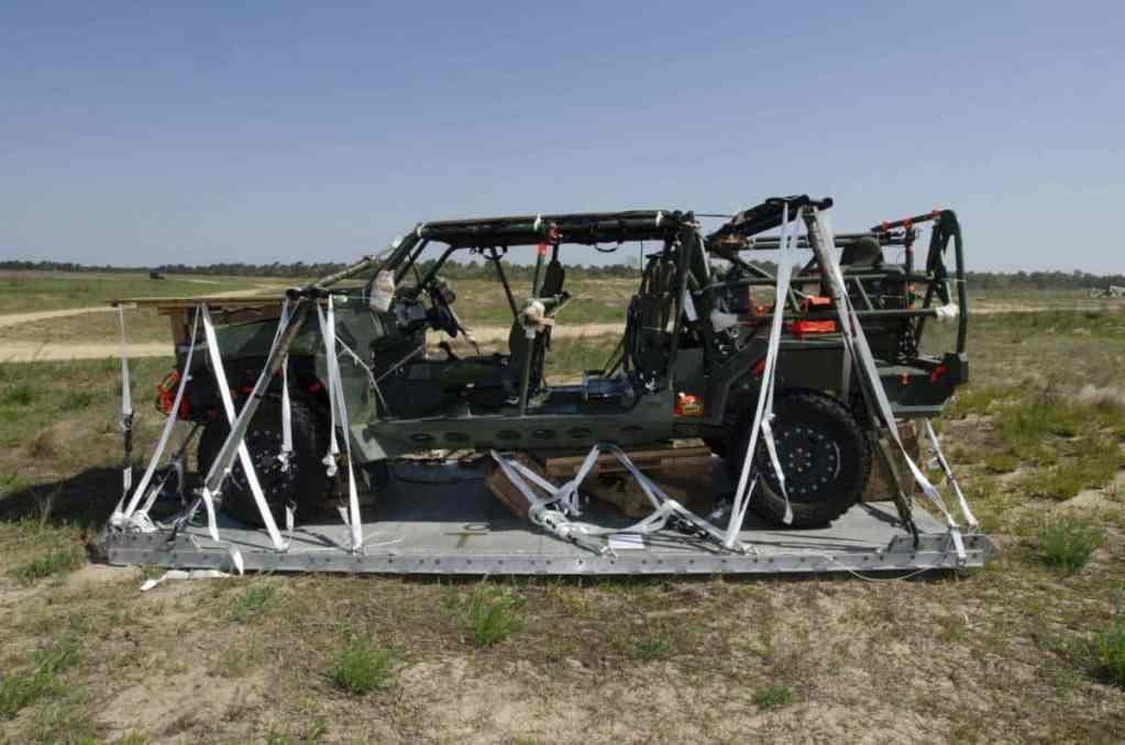 новый армейский внедорожник ISV