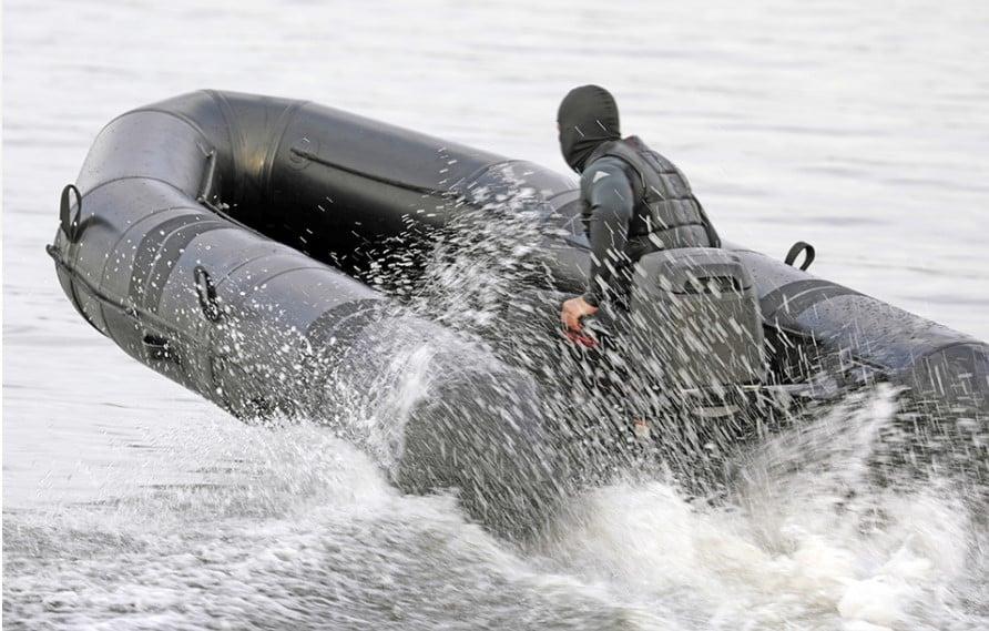 надувная штурмовая лодка DS-RIB