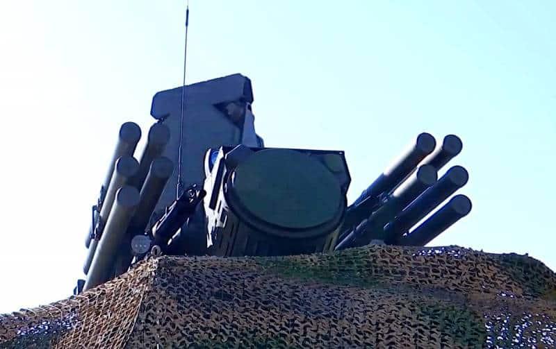 разработка малоразмерных зенитных ракет для уничтожения беспилотников