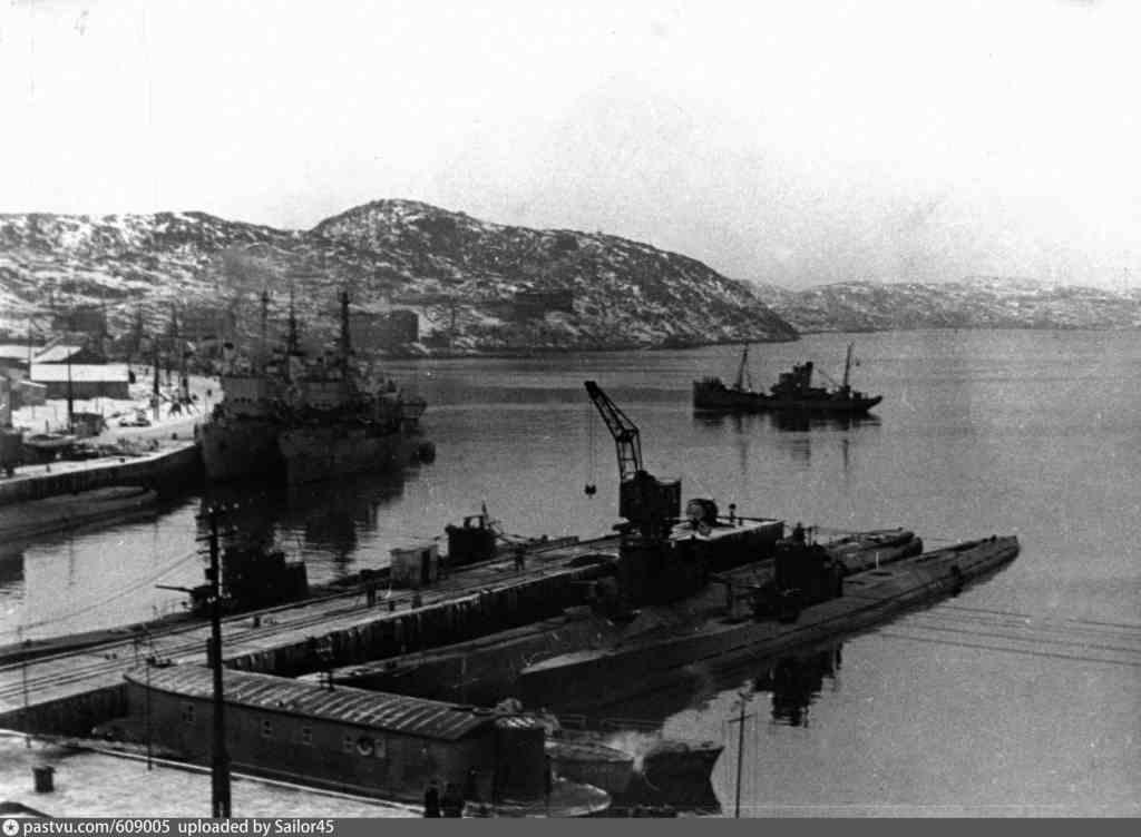 тыл Северного флота
