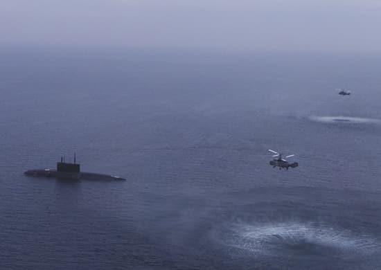 ПЛ Черноморского флота нанесли условный ракетный удар