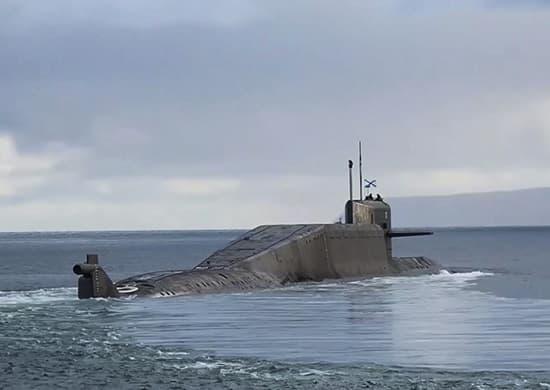 ПЛ проекта 667БДРМ «Дельфин»