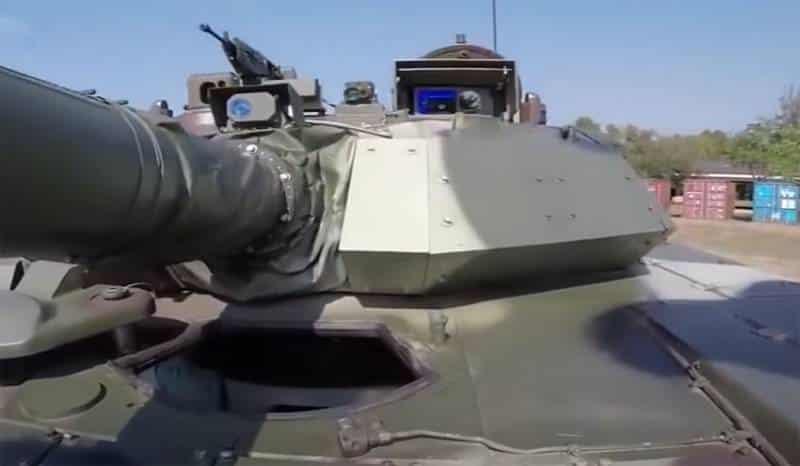 Пакистанские танки VT-4 могут на равных бороться с Т-90С индийской армии