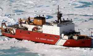 Тяжелый ледокол USCGC WAGB-20 Healy