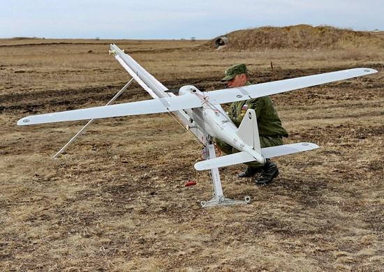 мобильную группу по борьбе с беспилотной авиацией задействовали в тактическом учении