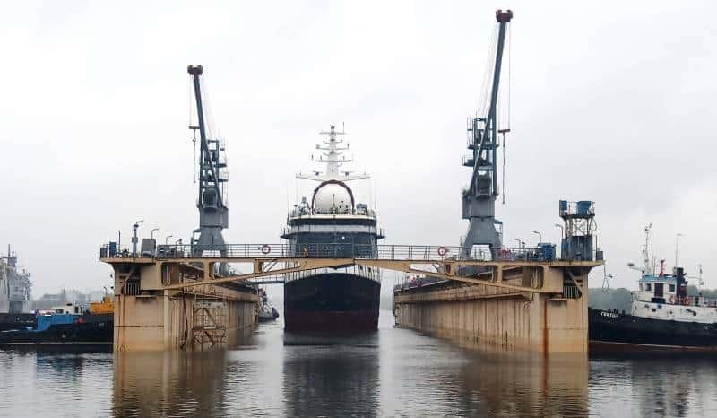 океанографическое судно для ГУГИ Минобороны