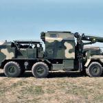 Машины для эвакуации комплексов «Искандер» поступят на вооружение танковой армии ЗВО до конца текущего года