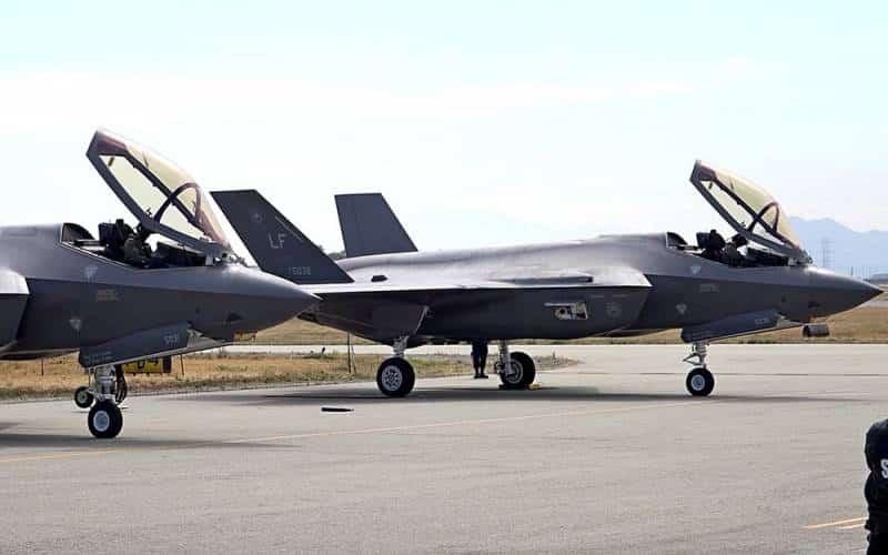 американские истребители F-35