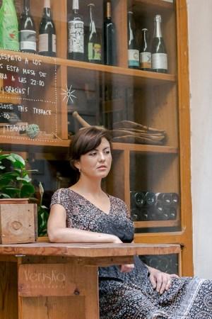 Nayra por las calles del Raval - shooting -lifestyle -barcelona -photo