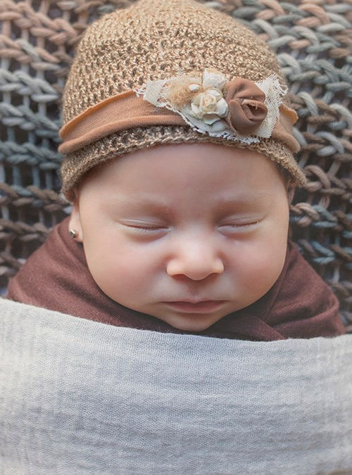 Fotografía de recien nacido
