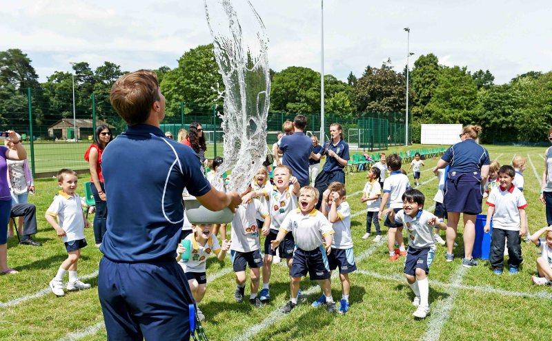 LVS Ascot Junior School Sports Day 2016