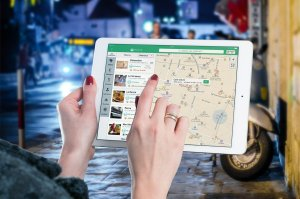 strong online presence for local business