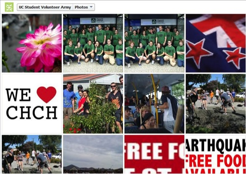 UC Student Volunteer Army