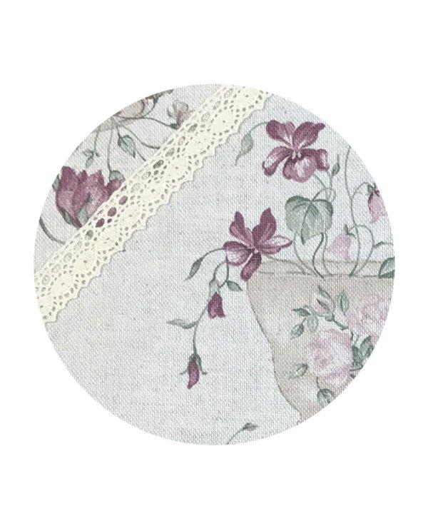 cotton apron veryandvery purple cups