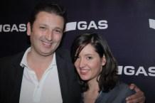 Nuno y Marta, de GAS