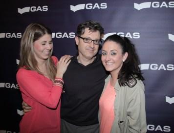 El fotógrafo del evento Fernando Díez (Bitart) con las chicas de Marketing for Lemons