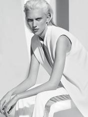 La modelo Juliana Schurig para Sandro