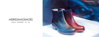MERIDIANOSHOES fall winter 13-14