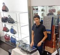 Gonzalo DJ del evento