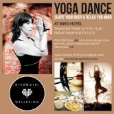 Yoga Dance en el Miró Hotel