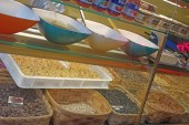 Selección de pasta fresca artesanal