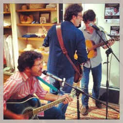 The Fakeband en VERY BILBAO POP-UP SHOP