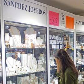 Sanchez Joyeros en The Very Bilbao Pop Up Shop