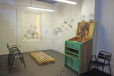 La Exposición Always Yes de Ana Escar en la Galería de Arte
