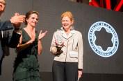 Elena Ochoa recibe el Premio Montblanc de la Culture