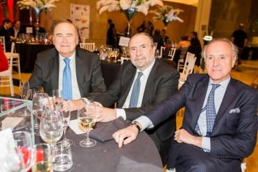 Jon Ortuzar, Javier Viar e Ignacio Erice