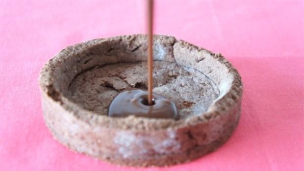 Recette de ganache au chocolat