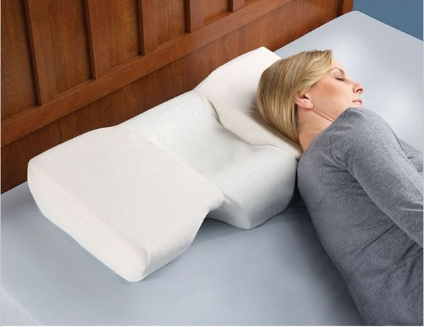 best pillow for neck pain for side