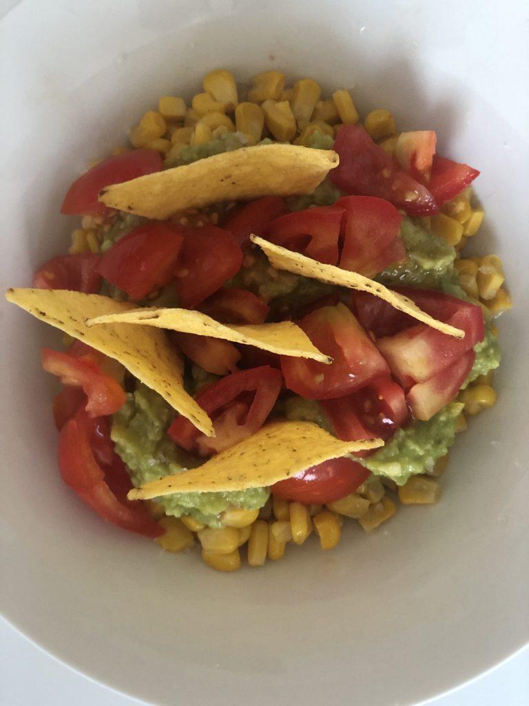 Salata mexicana de porumb