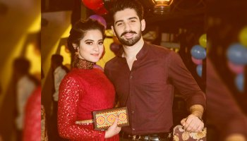 aiman khan and muneeb butt wedding celebrations kick off a lovebirds aiman khan muneeb butt celebrate birthday pictures