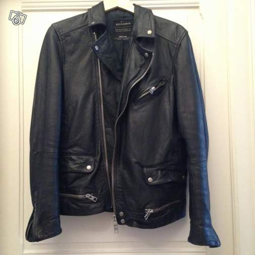 Ishida Biker jacket