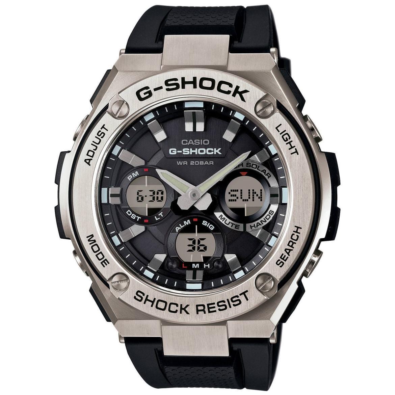 g shock steel
