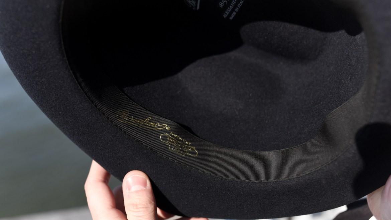 chapeau borsalino homme