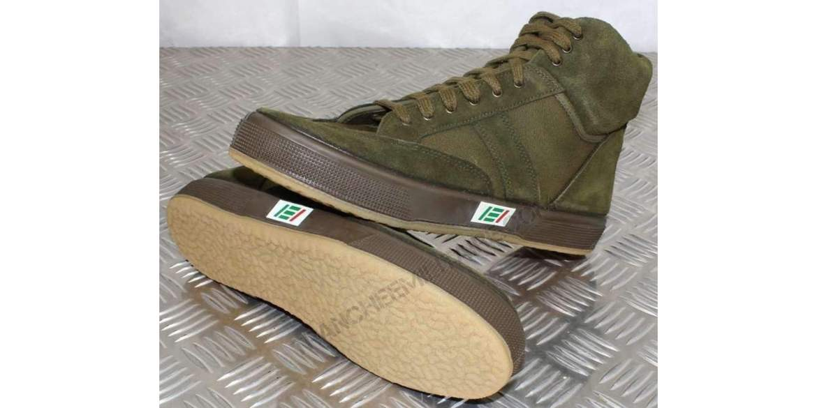 chaussures baskets armee italienne