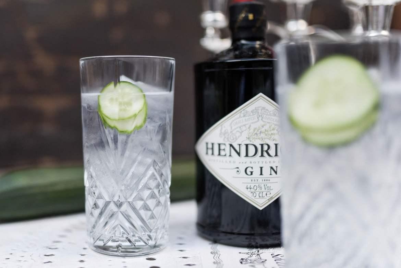 gin tonic hendricks