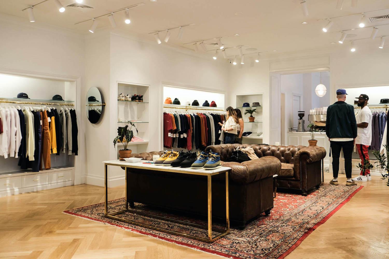 boutique aime leon dore new york