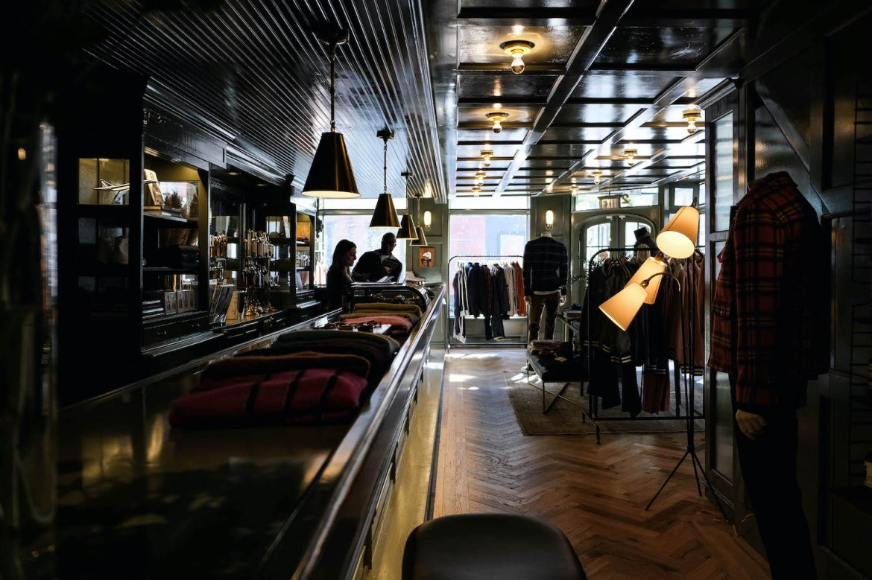 boutique todd snyder new york