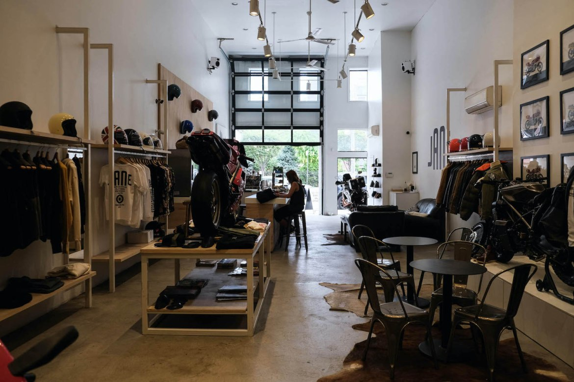 jane motorcycle boutique