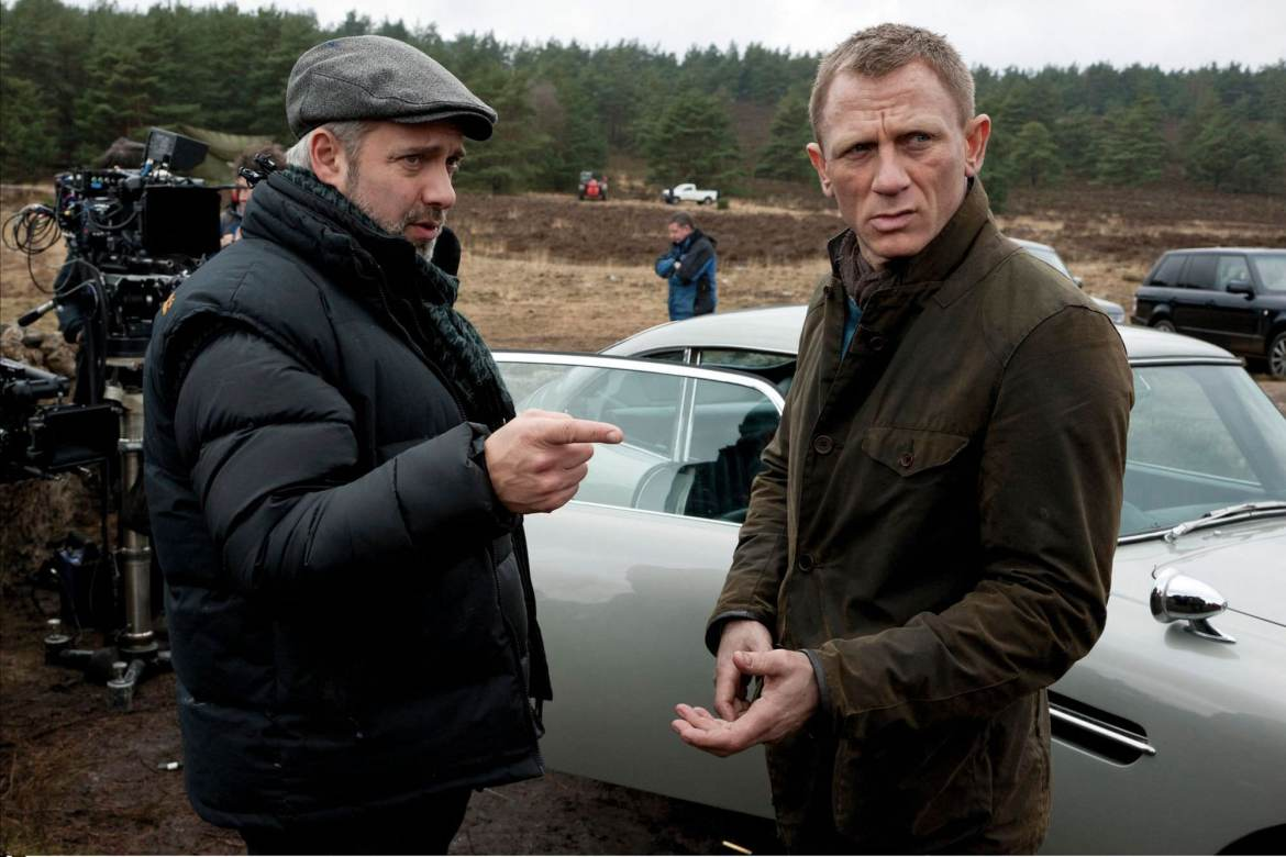 daniel craig james bond skyfall barbour