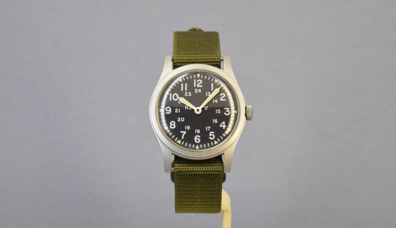 hamilton military h3 vintage