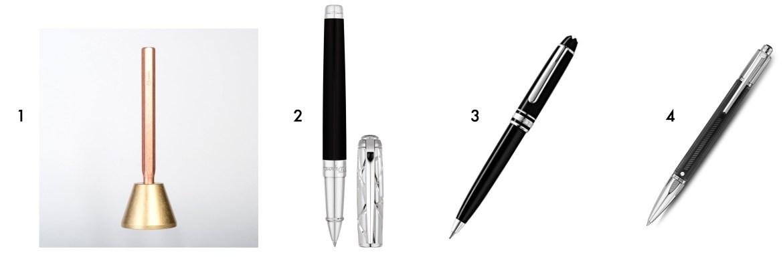 selection stylo cadeau Noël