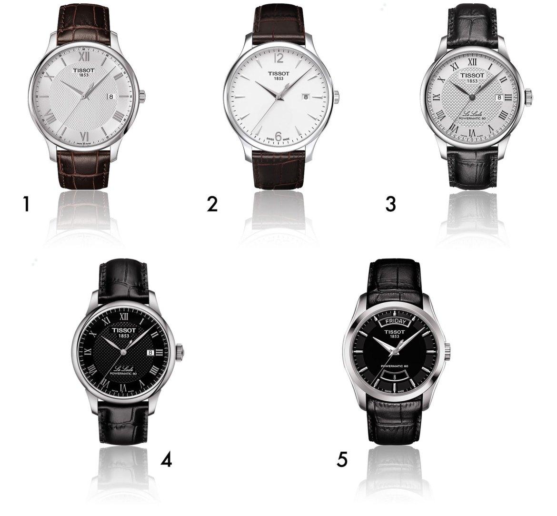 tissot 1 montre homme noel